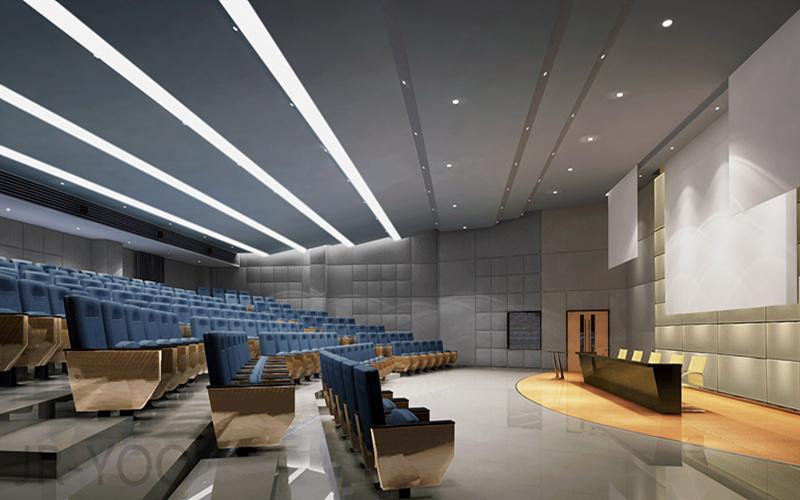 多功能阶梯会议室